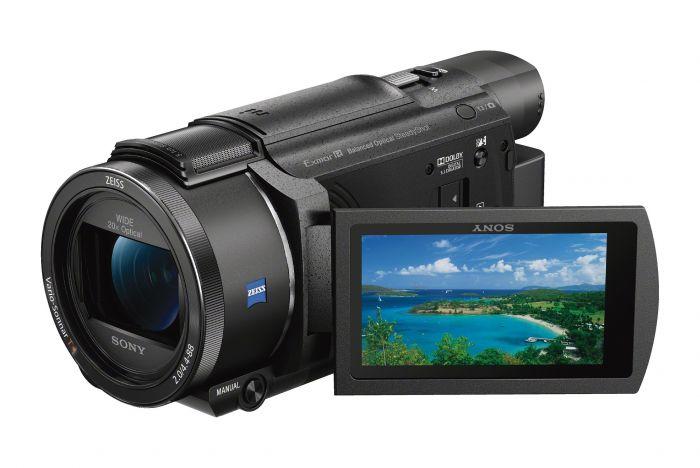 Sony FDR-AX53 camcorder voor €579 @ Foto Jans