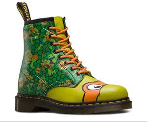 Teenage Mutant Ninja Turtles Dr. Martens Boots @ Dr. Martens