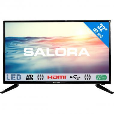 Salora 32LED1600 HDTV voor €134,10 @ Blokker