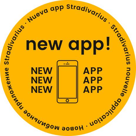 Actie: 10% korting 1e aankoop via app @ Stradivarius