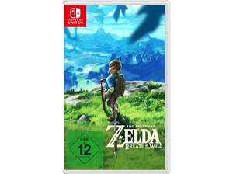 [UPDATE] Dit weekend Zelda Breath of Wild SWITCH voor 37 euro bij Saturn.de (gratis afhalen bij een filiaal in Duitsland)