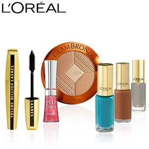 L'Oréal cosmetica set voor € 25,90 @ iBOOD