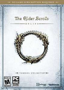 Elder Scrolls Online: Tamriel Unlimited [PC/Mac download code] @ Cdkeys