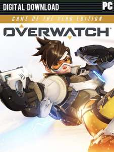 [PRIJSFOUT] Overwatch - Game Of The Year Edition PC voor €3,39 @ CDkeys
