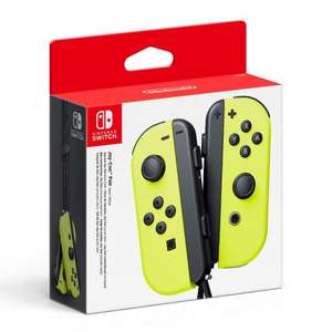 Nintendo switch joy con Geel @wehkamp