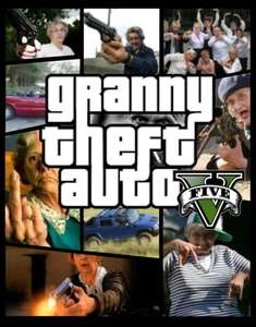 Granny Theft Auto PC/Xbox One voor €0,04 @ Microsoft