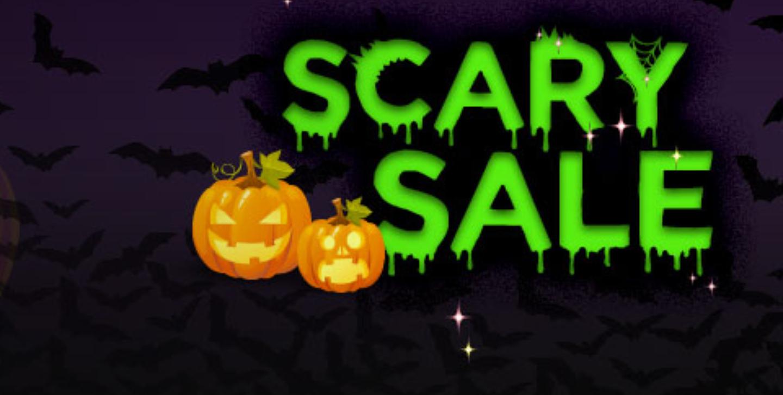 Scary sale @ Gamemania