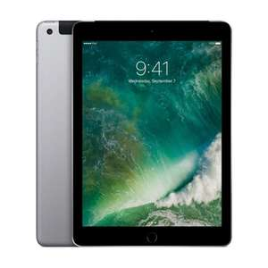 Apple iPad (2017) 128GB Wi-Fi + Cellular (MP262NF/A) voor €529 @ Wehkamp