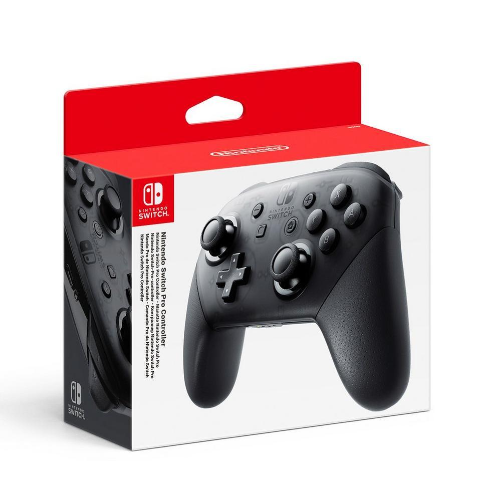 Switch Pro Controller voor €54,99 @ Wehkamp