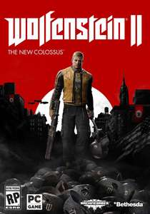 Wolfenstein II: The New Colossus PC @CDKeys voor €26,87