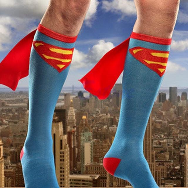 Superman Sokken bij AliExpress voor 1,98 euro !