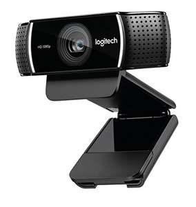 Logitech C922 Pro Stream Webcam voor €55,93 @ Amazon.de
