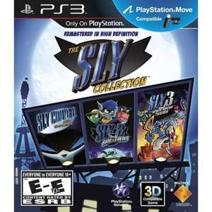 The Sly Collection (PS3) (download code) voor €2,84 na code @ Boxeddeal