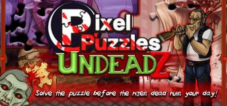 Gratis game Pixel Puzzles: UndeadZ (Steam) @ Indiegala