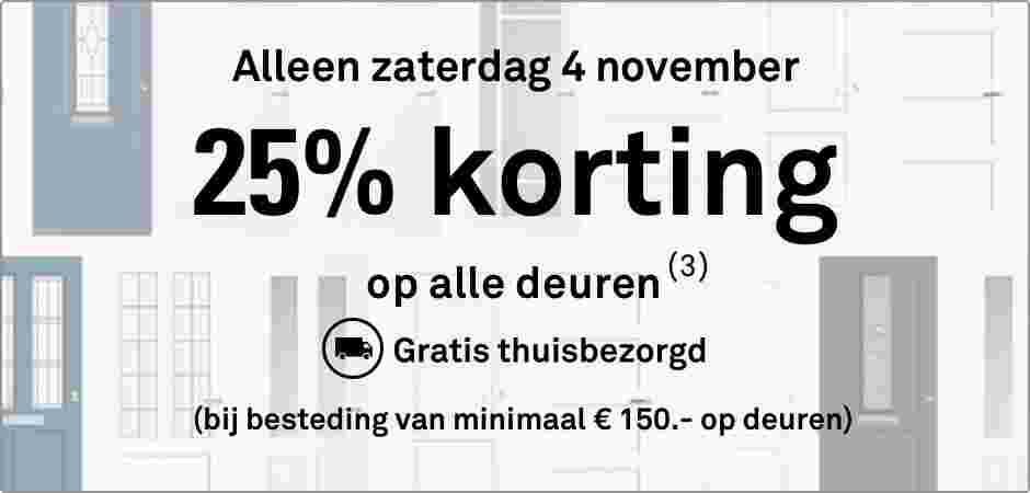 Ontvang 20% korting op 1 artikel naar keuze* @ Karwei