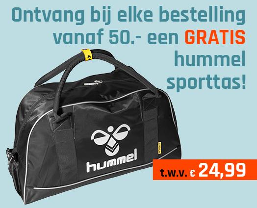 Gratis hummel sporttas bij bestelling vanaf €50 - sportdirect.com