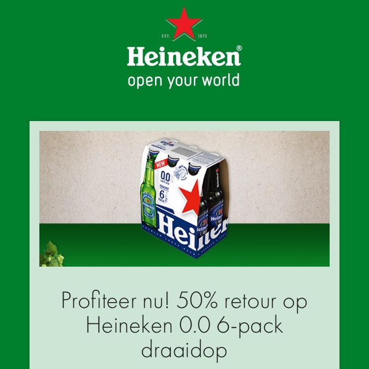 Diverse Heineken acties @ Scoupy