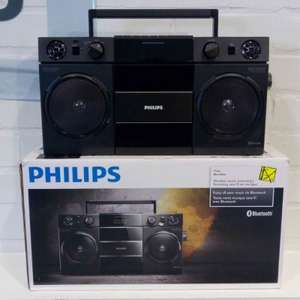 Philips Boombox - OST690/10 @Koopsels.nl
