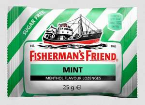 GRATIS Fisherman's Friend Mint