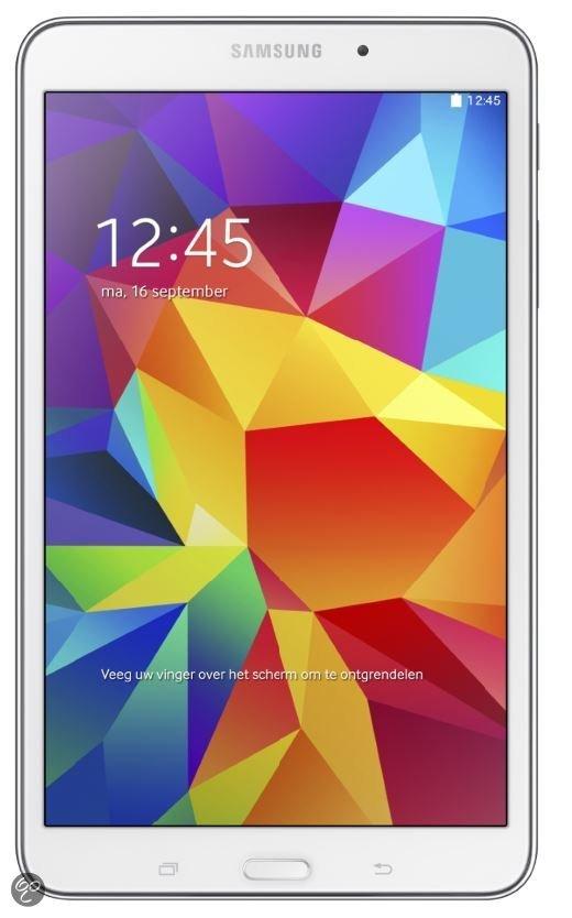 Samsung Galaxy Tab4 8.0 LTE 16GB voor € 236,50 @ Bol.com