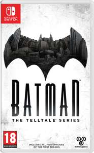 Batman: A Telltale Game Series (Switch) voor €22,95 @ Coolshop