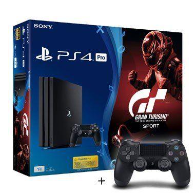 PS4 pro inclusief extra controle en Gran Turismo