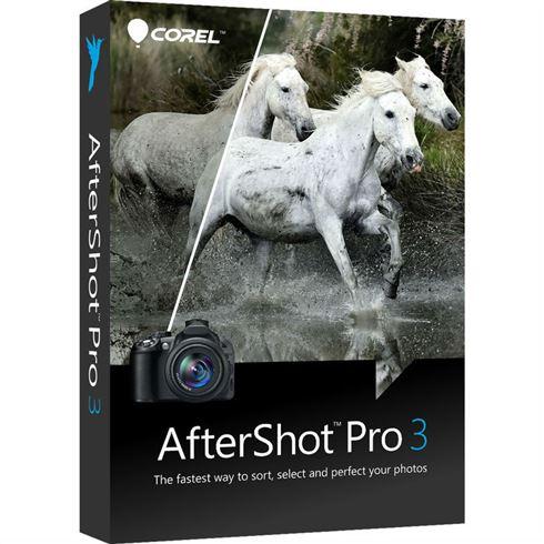 Corel AfterShot Pro 3.0 Fotobewerkigssoftware