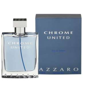 Azzaro Chrome United Eau de Toilette 100ml @ Kruidvat