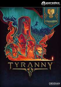 Tyranny Commander Edition (Steam) @CDKeys voor €8,64