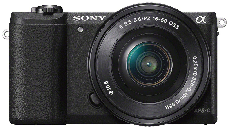 Sony Alpha A5100 camera tijdelijk voor €382,03 @ Amazon.co.uk