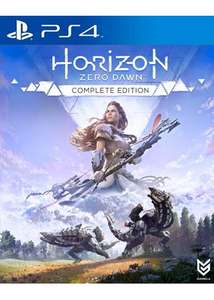 Horizon: Zero Dawn Complete Edition (PS4) @ Base.com
