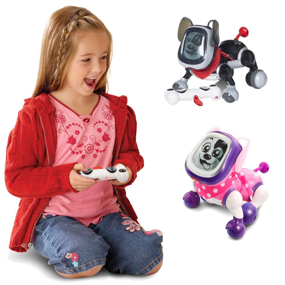 Vtech KidiDoggie - roze / zwart - €19,99 @ Kruidvat / Trekpleister