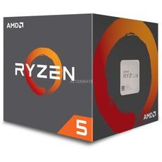 AMD Ryzen 5 1600 voor €187 @alternate.nl
