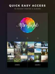Gratis Afterlight @ Apple App Store + Google Android PlayStore