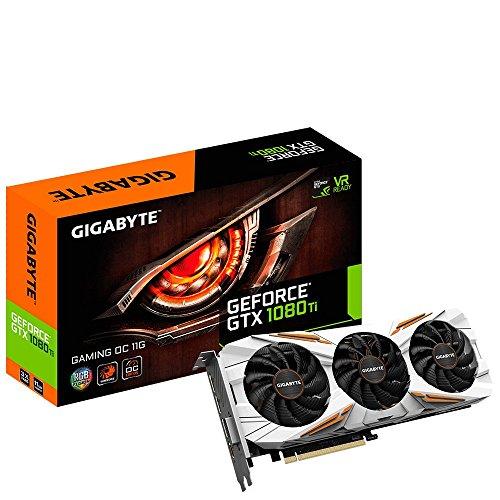 Gigabyte GeForce® GTX 1080 Ti Gaming OC 11G @Amazon.fr voor €693,16