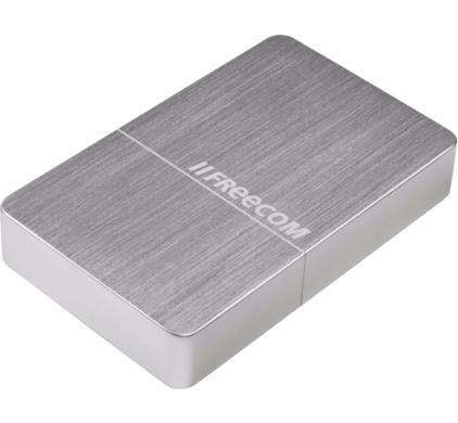 Freecom mHDD Desktop-Station USB 3.0 8TB Zilver @ Coolblue