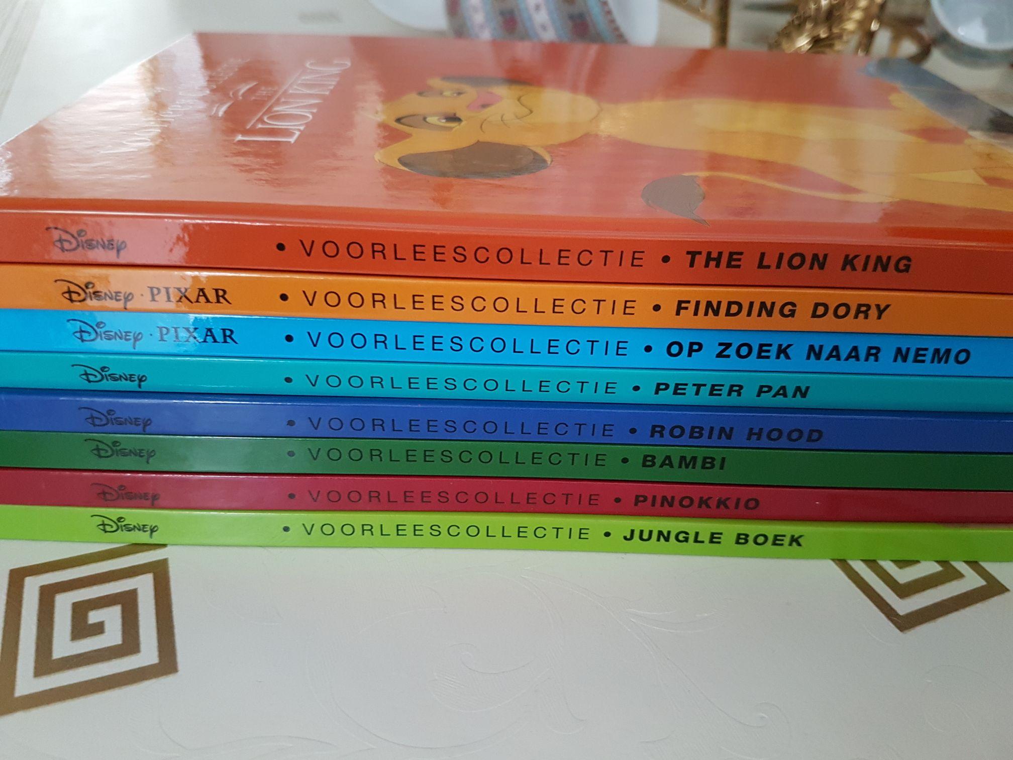 Disney boekenclub bij Action