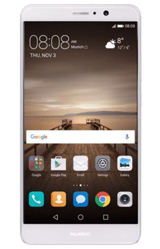 Huawei Mate 9 Dual Sim Silver @ Belsimpel