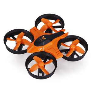 FuriBee F36 Mini 2.4GHz 4CH 6 Axis Gyro RC Quadcopter voor €8 @Gamiss