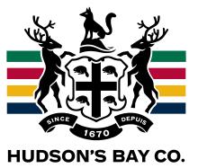 €10 korting @Hudson Bay (geen minimale bestelwaarde)