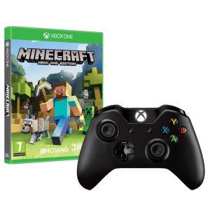 Xbox One Wireless Controller + Minecraft door kortingscode voor €47,39 @ Zavvi
