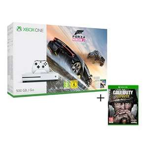 Xbox One S 500GB + Forza Horizon 3 + Call of Duty WWll @ Bart Smit