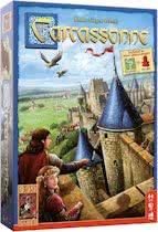 Carcassonne Nieuwe editie voor €17,99 @ Bol.com