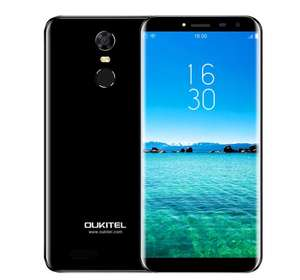 "Oukitel C8 5.5"" Infinity Display @ AliExpress"