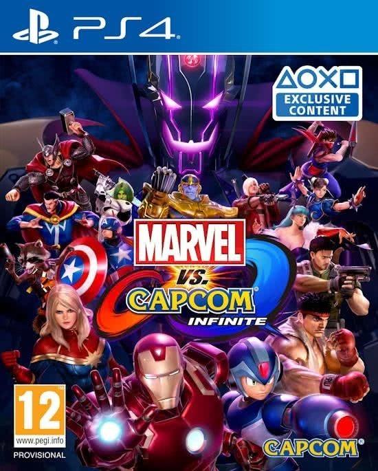 Marvel vs. Capcom: Infinite (PS4 / XBOX) @ YGZ