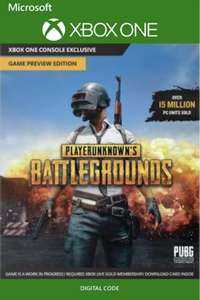PlayerUnknown's Battlegrounds (Xbox One Download) voor €22,41 @ CDKeys