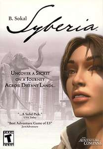 Gratis game Syberia (PC) @ GOG