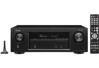 DENON AVR-X1400H WiFi 4K receiver High-Res audio @ Mediamarkt