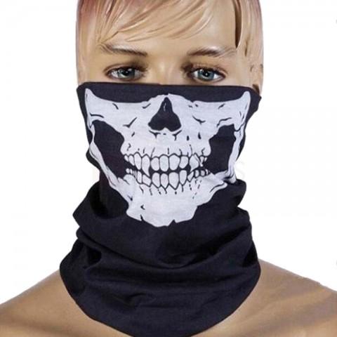 Doodshoofd sjaal voor €0,17 na code @ Zapals