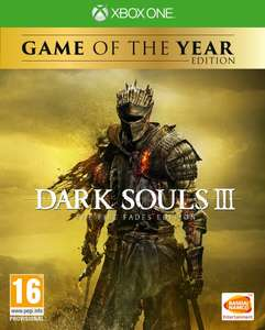 Dark Souls III Game of the Year Edition (Xbox One) voor €22,50 @ YGZ